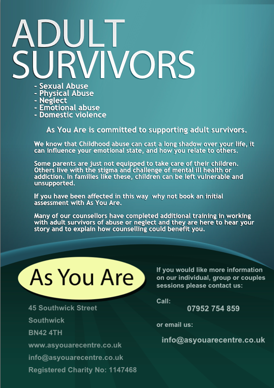 survivor Abuse adult sexual